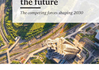 Workforce of the future: Competing forces shaping 2030