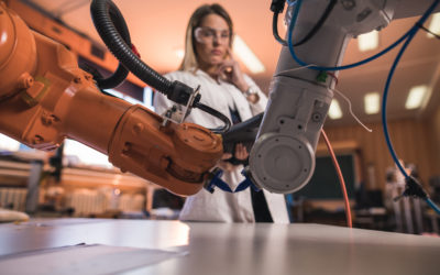 The Robots Are Coming, and Sweden Is Fine