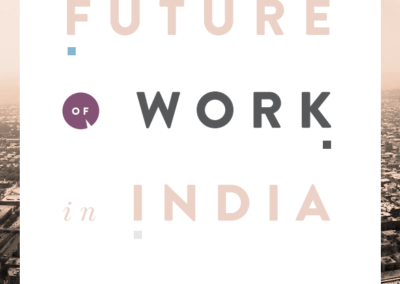 The Future of Work in India