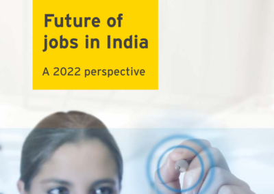 Future of jobs in India – A 2022 perspective