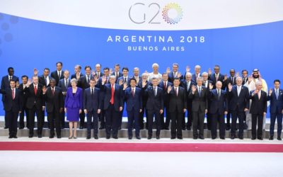 G20 Leaders' Declaration stresses need to put people first in preparing the future of work