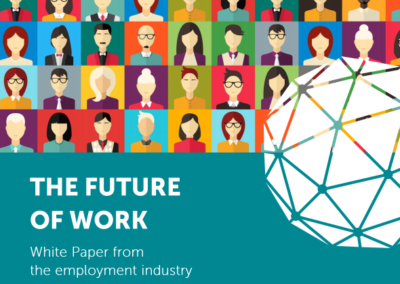The future of work: white paper from the employment and recruitment industry