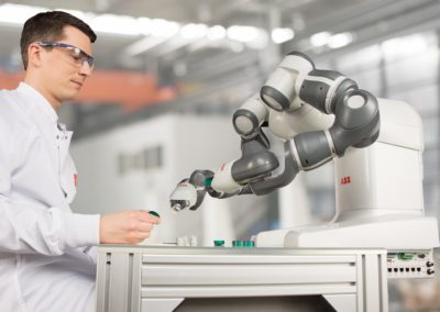 Adopting a human-centric approach to robot design
