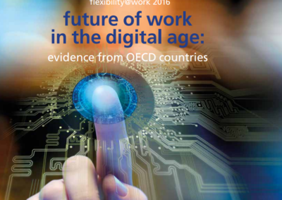 Future of work in the digital age: evidence from OECD countries