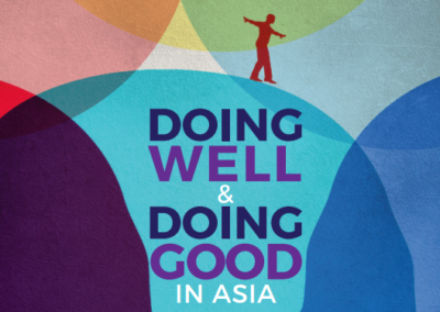 Doing Well and Doing Good in Asia