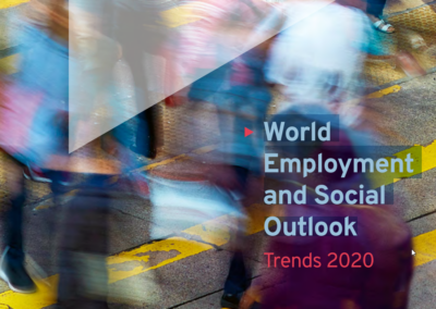 World Employment and Social Outlook – Trends 2020