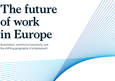 The future of work in Europe