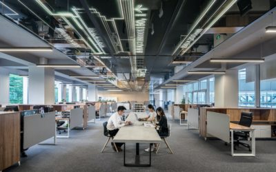 What Is The Future Of Work? Why The World's Biggest Companies Are Turning To Flexible Workspaces