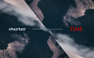 Time Partners With Charter to Expand Into Future of Work Coverage